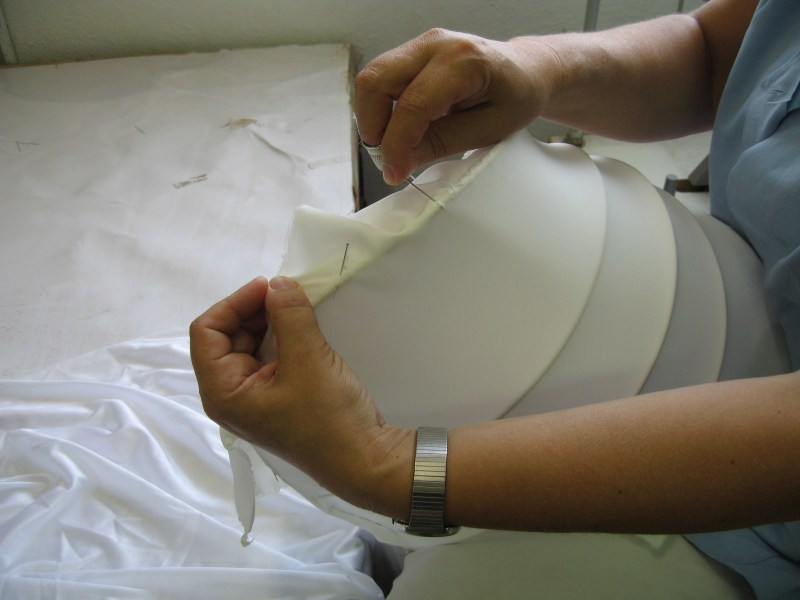 fabbrica artigiana paralumi - f.lli caponi s.n.c. - Telai Per Paralumi Napoli